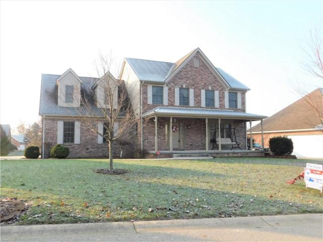 917 E Mill Creek Road S, Greensburg, IN 47240 (MLS #21607726) :: Mike Price Realty Team - RE/MAX Centerstone