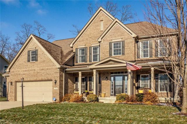 6168 Pine Bluff Drive, Avon, IN 46123 (MLS #21607767) :: The Indy Property Source
