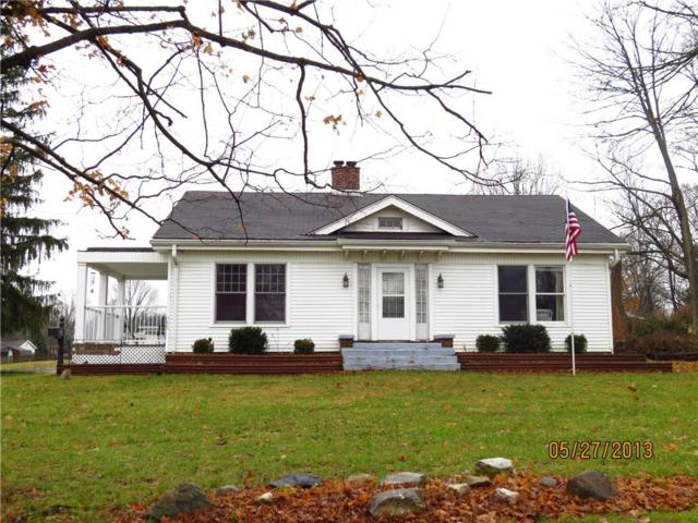 795 W Main Street, Danville, IN 46122 (MLS #21607934) :: Heard Real Estate Team | eXp Realty, LLC