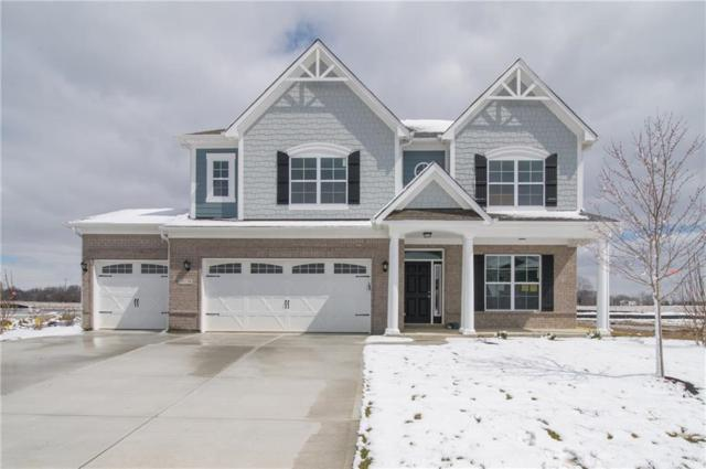 19138 Plowman Drive, Westfield, IN 46062 (MLS #21608289) :: Mike Price Realty Team - RE/MAX Centerstone
