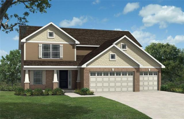 3317 Ansley Drive, New Palestine, IN 46163 (MLS #21608305) :: The Indy Property Source