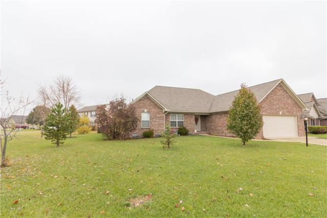 5128 W Stonehaven Lane, New Palestine, IN 46163 (MLS #21608313) :: FC Tucker Company