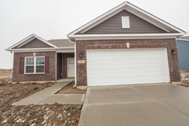 286 Sawdust Trail, Greenfield, IN 46140 (MLS #21608468) :: Mike Price Realty Team - RE/MAX Centerstone