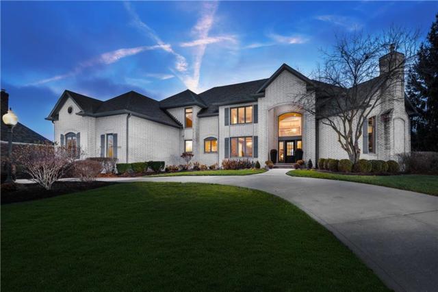 10476 Bishop Circle, Carmel, IN 46032 (MLS #21608777) :: AR/haus Group Realty