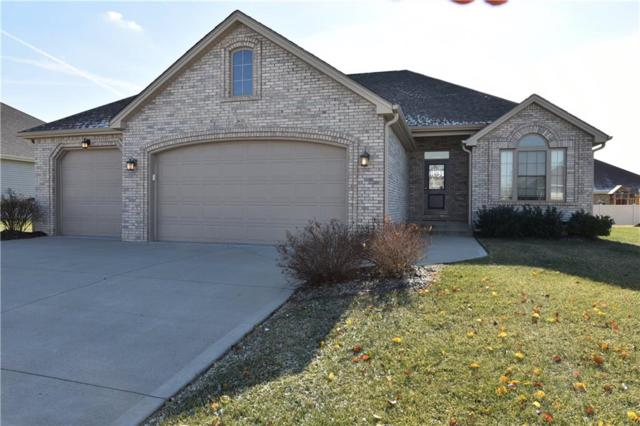 2633 Violet Way, Columbus, IN 47201 (MLS #21608779) :: The Indy Property Source