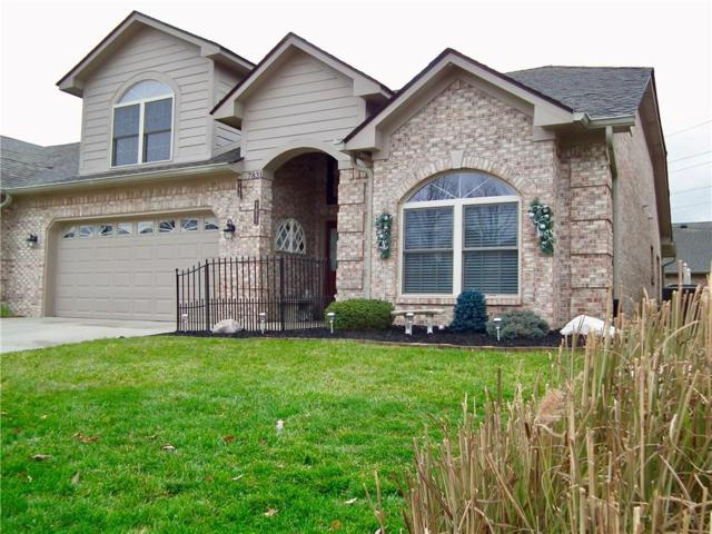 7831 Lascala Boulevard, Indianapolis, IN 46237 (MLS #21608833) :: The Evelo Team