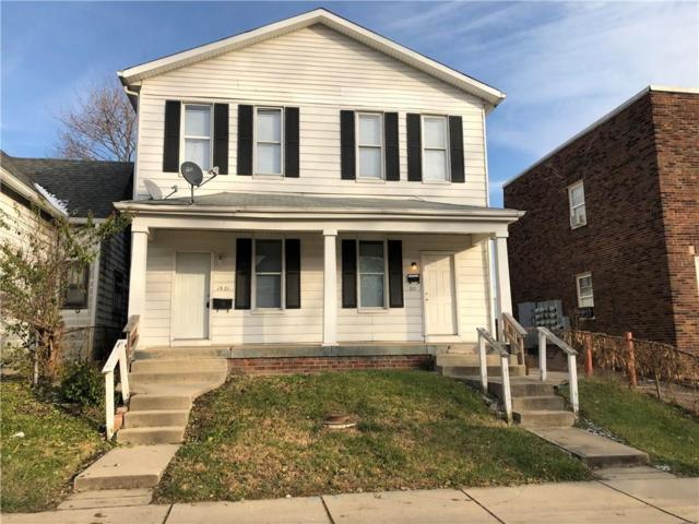 1521 S Talbott Street, Indianapolis, IN 46225 (MLS #21608874) :: The ORR Home Selling Team