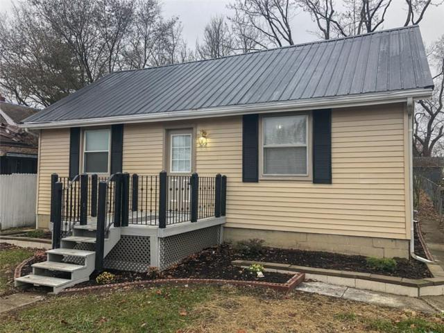 522 W Mercer Street, Hartford City, IN 47348 (MLS #21608947) :: The ORR Home Selling Team