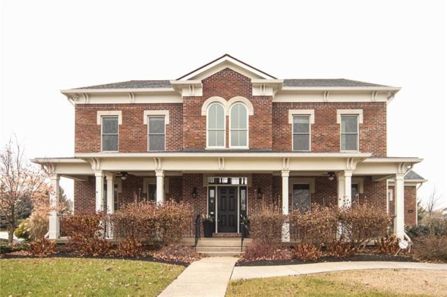 12184 Hoover Road, Carmel, IN 46032 (MLS #21609212) :: AR/haus Group Realty