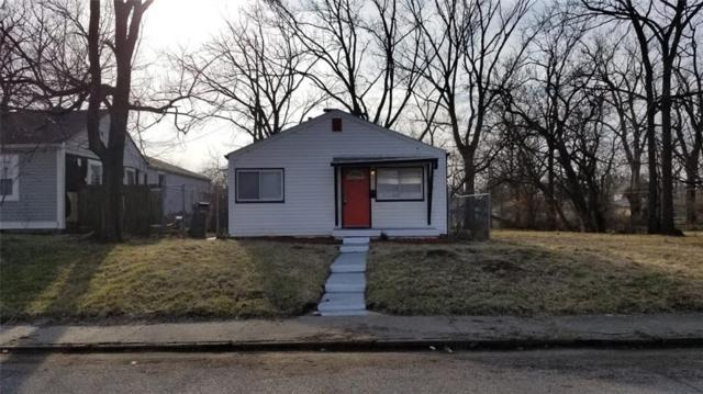 2812 Forest Manor Avenue, Indianapolis, IN 46218 (MLS #21609310) :: The ORR Home Selling Team
