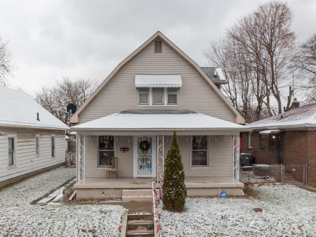 1944 N Dearborn Street, Indianapolis, IN 46218 (MLS #21609346) :: Mike Price Realty Team - RE/MAX Centerstone