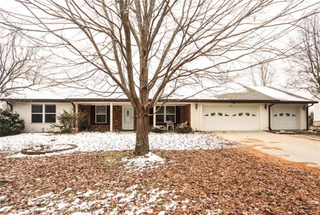 9785 Barth Drive, Zionsville, IN 46077 (MLS #21609388) :: Richwine Elite Group