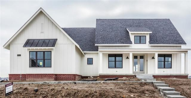 3781 Roudebush Way, Westfield, IN 46074 (MLS #21609727) :: The Indy Property Source