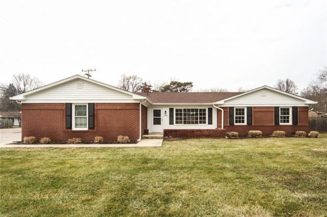 10302 N College Avenue, Indianapolis, IN 46280 (MLS #21609734) :: Mike Price Realty Team - RE/MAX Centerstone