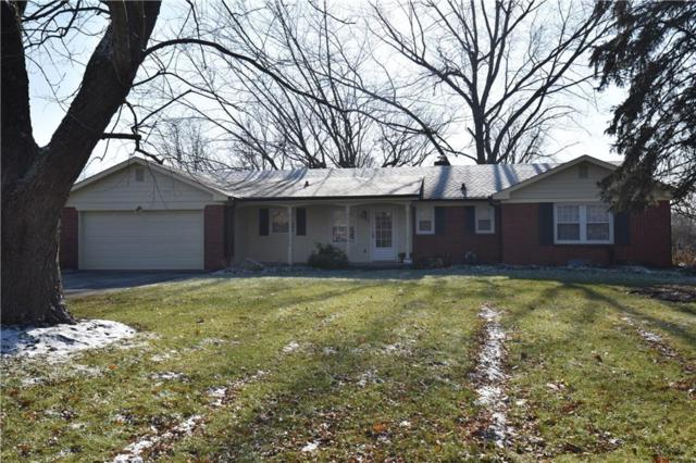 5321 Winston Drive, Indianapolis, IN 46226 (MLS #21609809) :: Richwine Elite Group