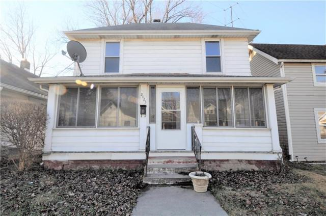 2423 Fletcher Street, Anderson, IN 46016 (MLS #21609952) :: Mike Price Realty Team - RE/MAX Centerstone