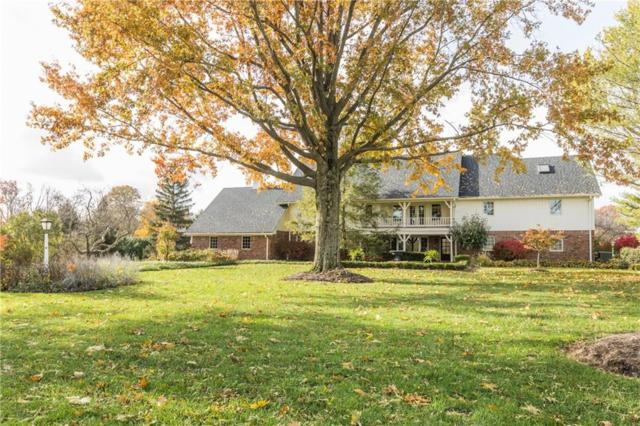 2750 S 875 E, Zionsville, IN 46001 (MLS #21610028) :: The Indy Property Source