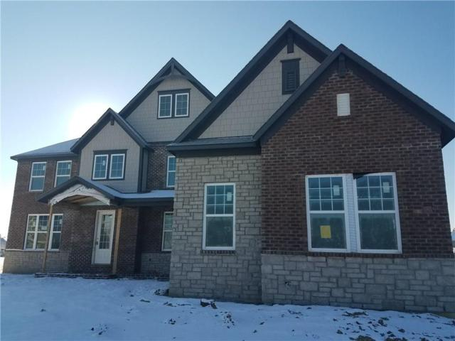 11157 Glen Avon Way, Zionsville, IN 46077 (MLS #21610059) :: The Indy Property Source