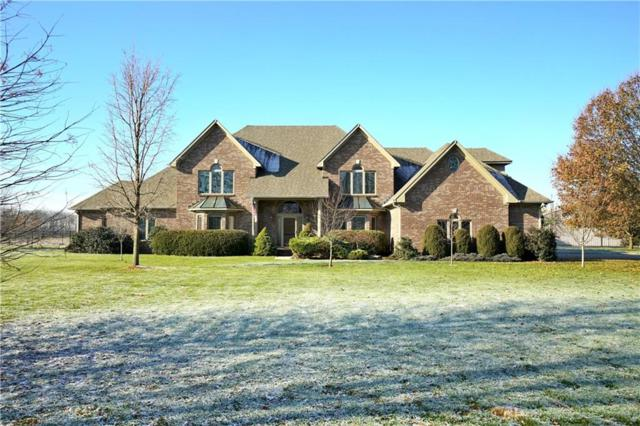 4510 N 600 E, Franklin, IN 46131 (MLS #21610473) :: The Indy Property Source