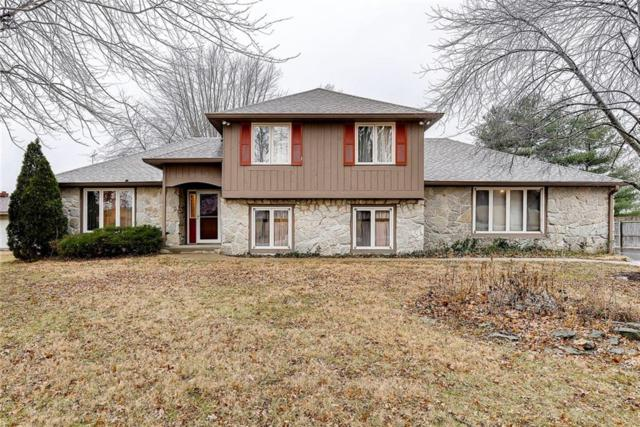 9888 N West Union Road, Mooresville, IN 46158 (MLS #21610602) :: The Indy Property Source