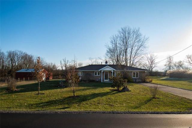 159 N County Road 300 E, Danville, IN 46122 (MLS #21610732) :: The Indy Property Source