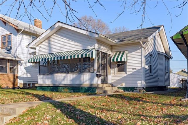 809 N Bancroft Street, Indianapolis, IN 46201 (MLS #21610870) :: Mike Price Realty Team - RE/MAX Centerstone