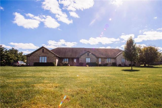 8151 E Southport Road, Indianapolis, IN 46259 (MLS #21610971) :: The Indy Property Source