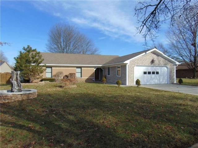 216 S Sunblest Boulevard, Fishers, IN 46038 (MLS #21611127) :: AR/haus Group Realty