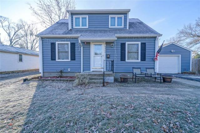 5323 Carlton Way, Speedway, IN 46224 (MLS #21611165) :: Mike Price Realty Team - RE/MAX Centerstone