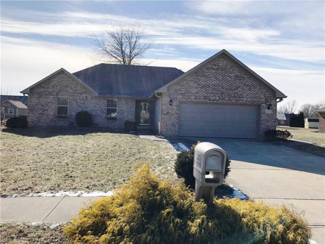 321 David Drive, Clayton, IN 46118 (MLS #21611562) :: Urhome Group