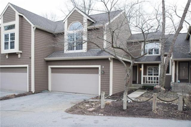 4716 Stansbury Lane, Indianapolis, IN 46254 (MLS #21611644) :: Mike Price Realty Team - RE/MAX Centerstone