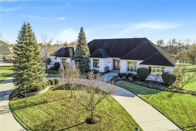 14099 Buckhorn Drive, Carmel, IN 46032 (MLS #21611755) :: Mike Price Realty Team - RE/MAX Centerstone