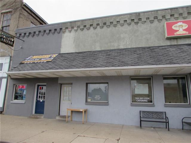 111 W Market Street, Crawfordsville, IN 47933 (MLS #21611821) :: The Indy Property Source