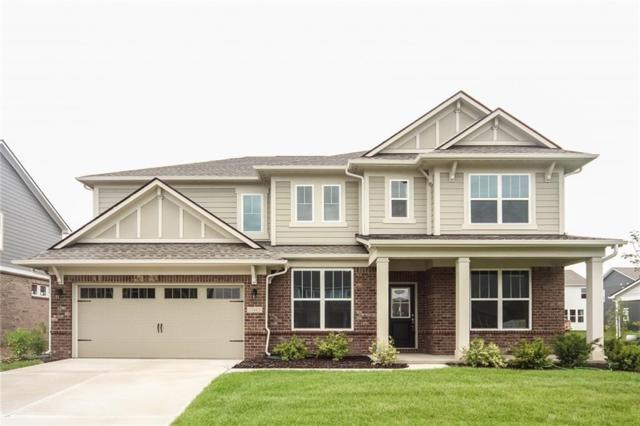 12144 Lantana Lane, Fishers, IN 46037 (MLS #21611904) :: Mike Price Realty Team - RE/MAX Centerstone