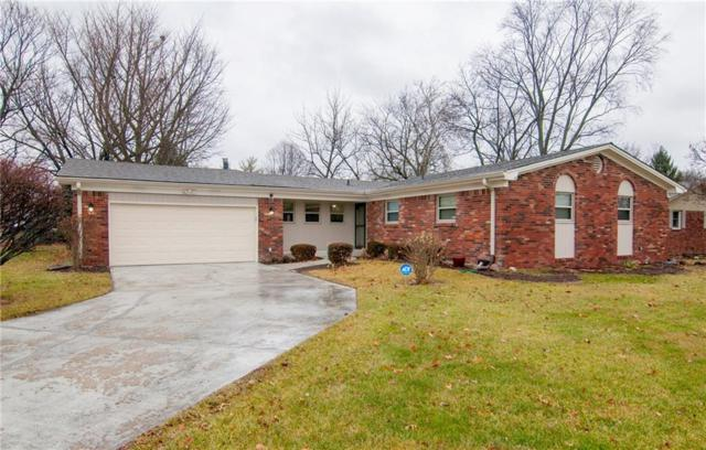 3130 Barnard Street, Indianapolis, IN 46268 (MLS #21612128) :: The Evelo Team