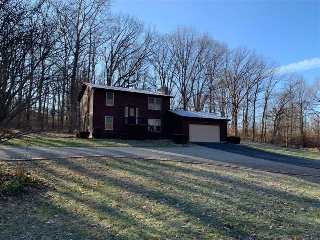 1251 NE Kiowa Trail, Greensburg, IN 47240 (MLS #21612177) :: Mike Price Realty Team - RE/MAX Centerstone
