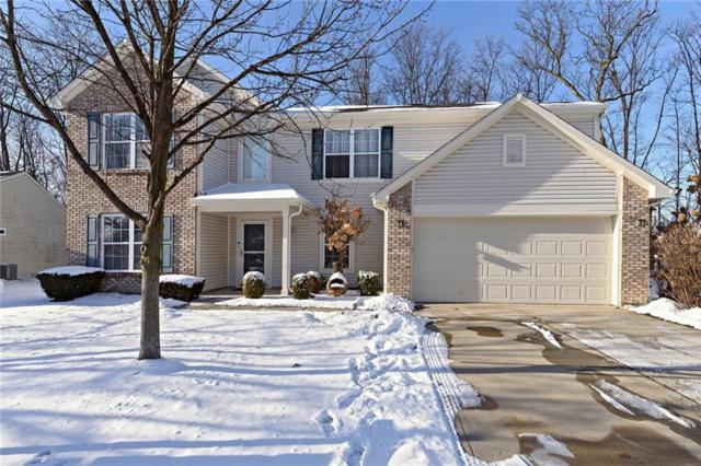 13368 Trailwood Drive, Fishers, IN 46038 (MLS #21612312) :: Mike Price Realty Team - RE/MAX Centerstone