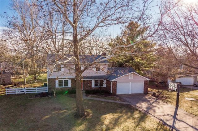 1233 Willow Way, Noblesville, IN 46062 (MLS #21612866) :: AR/haus Group Realty