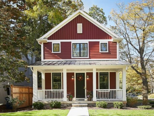 1727 N College Avenue, Indianapolis, IN 46202 (MLS #21612887) :: AR/haus Group Realty
