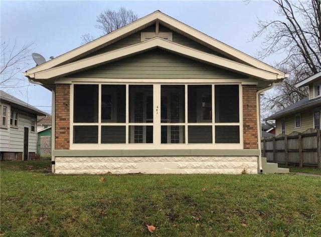 601 N Riley Avenue, Indianapolis, IN 46201 (MLS #21613113) :: The ORR Home Selling Team