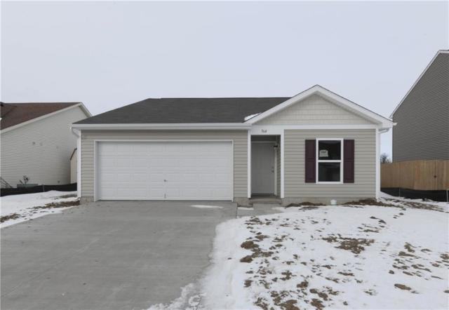 3115 S Meggy Lane, Yorktown, IN 47396 (MLS #21613591) :: Mike Price Realty Team - RE/MAX Centerstone
