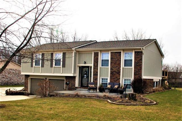 1017 S Harbour Drive, Noblesville, IN 46062 (MLS #21613647) :: AR/haus Group Realty