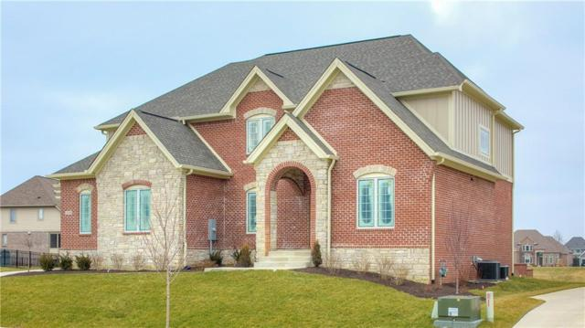 14384 Gainesway Circle, Fishers, IN 46040 (MLS #21613842) :: The ORR Home Selling Team