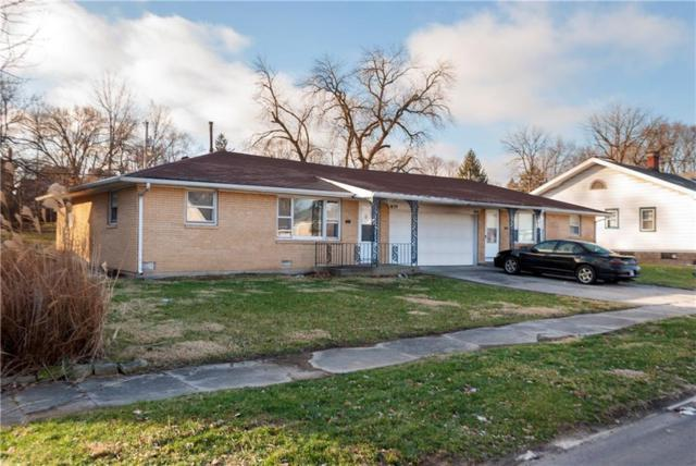 1639 W 9TH Street, Anderson, IN 46016 (MLS #21614003) :: Mike Price Realty Team - RE/MAX Centerstone