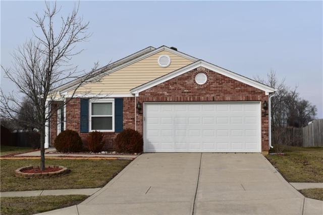 916 Bentgrass Drive, Greenwood, IN 46143 (MLS #21614034) :: Richwine Elite Group