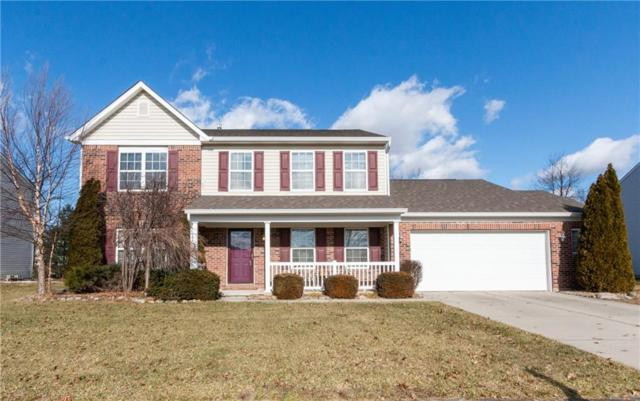 10434 Ringtail Place, Fishers, IN 46038 (MLS #21614071) :: Mike Price Realty Team - RE/MAX Centerstone