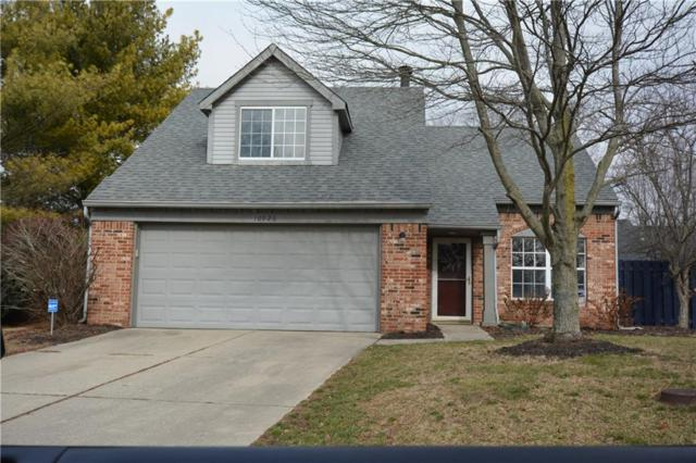 10926 Gatewood Lane, Fishers, IN 46038 (MLS #21614202) :: The ORR Home Selling Team
