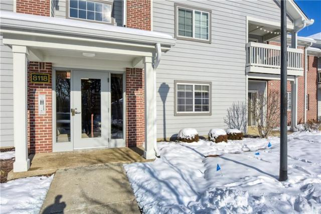 8118 Brookmont Court #103, Indianapolis, IN 46278 (MLS #21614284) :: Mike Price Realty Team - RE/MAX Centerstone