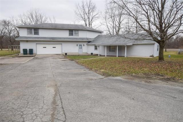 1421 W 18th Street, Muncie, IN 47302 (MLS #21614541) :: The ORR Home Selling Team