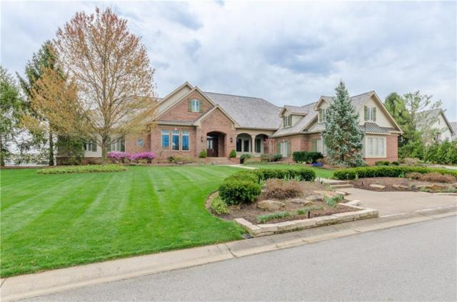 8197 Clearwater Point, Indianapolis, IN 46240 (MLS #21614683) :: AR/haus Group Realty